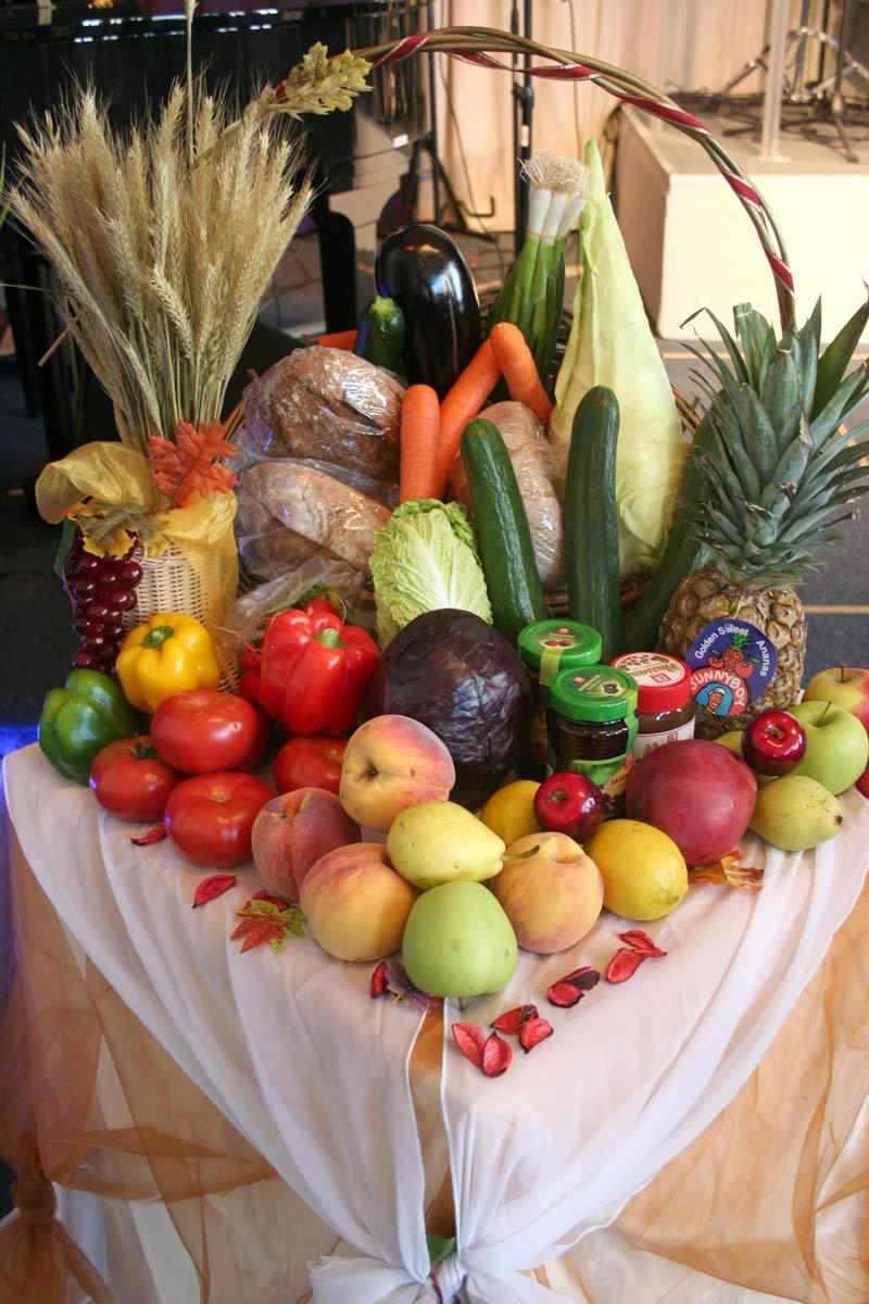 Erntedankfest am 02. Oktober 2011