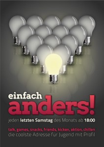 Einfach-Anders