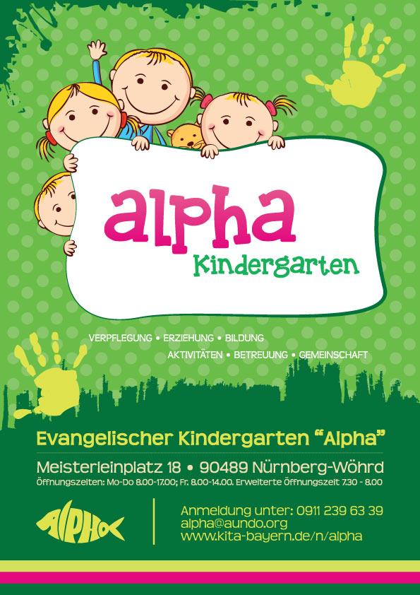 Kindergarten-alpha