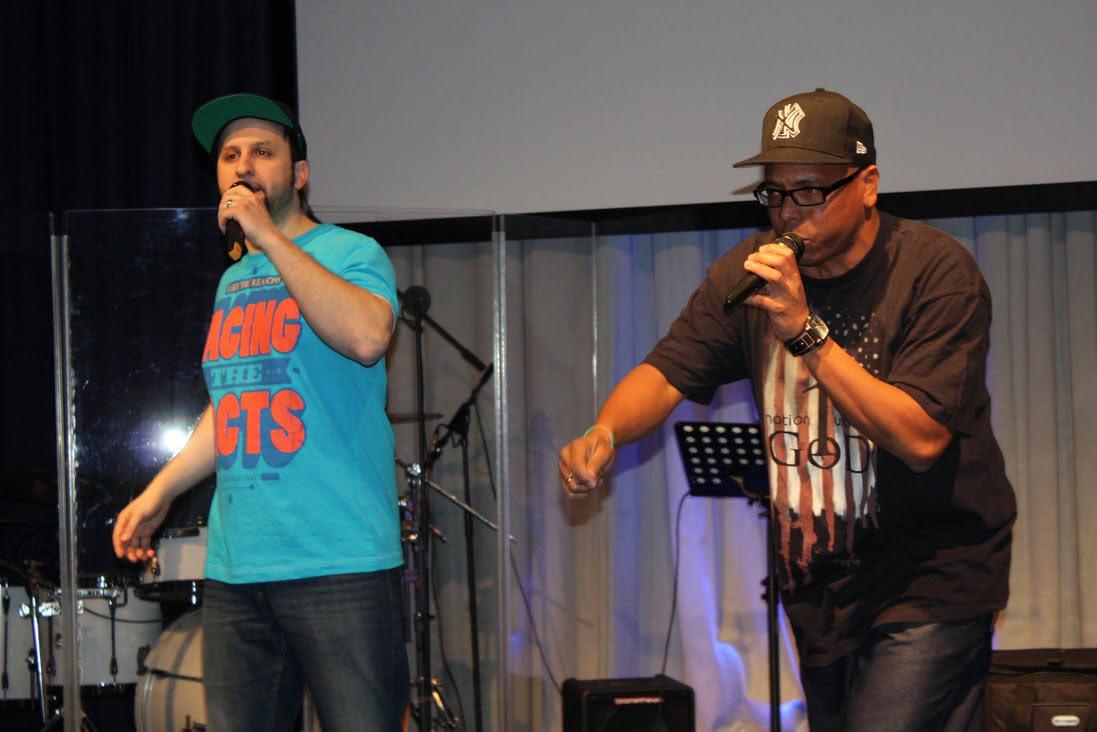 Konzert Obreros Aprobados: April 2013