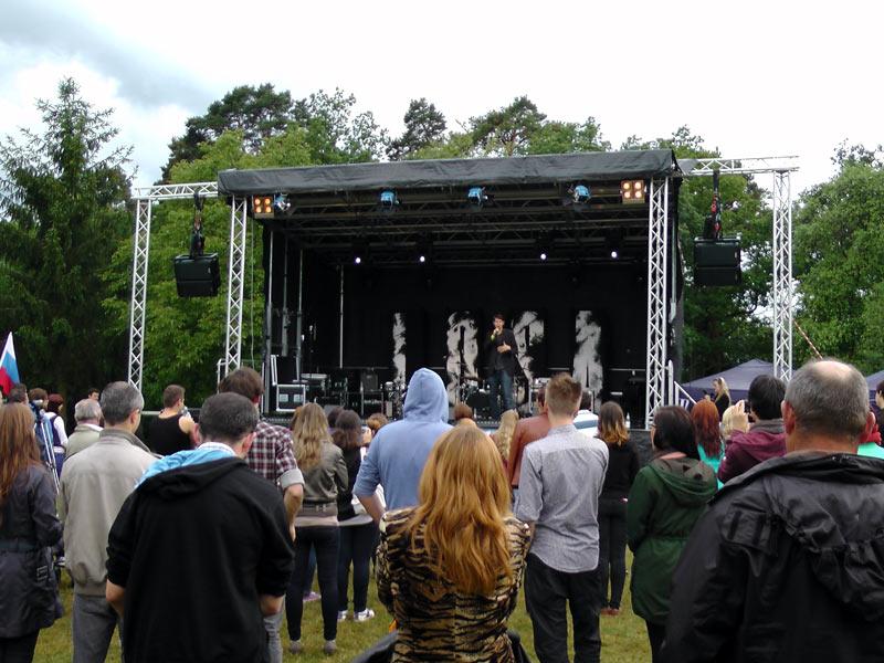 7. Juni 2012. LOSA Open Air Festival