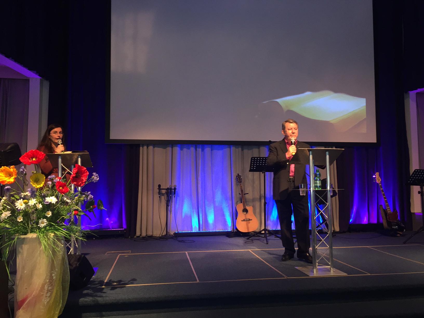 Jordanien Pastor Samuel